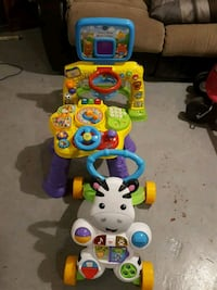 toddler's assorted learning toys Edmonton, T5L 4R9