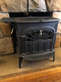 Vermont Castings Wood Burning Stove x2