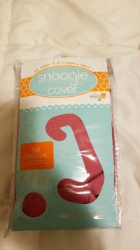 Snoogle pillow cover Lathrop, 95330
