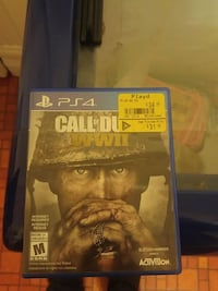 COD WW2 paid $35 St. Thomas, N5P 2T1