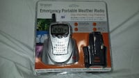 NEW - Emergency Portable Radio Colorado Springs