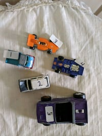25 1960s 1970s 1980s vintage toy cars