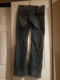 Silver Jeans Tina Size 29/33