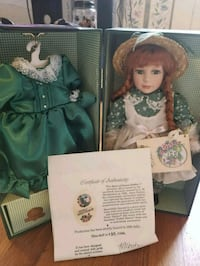Anne of Green Gables Porcelain Doll  Fall River, 02721