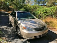 2003 Toyota Camry Silver Spring