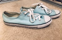 Women's Converse All Star Shoes- Size 7 Fremont, 94536