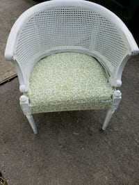 Wood and upholstered chair Katy, 77494
