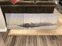 New York City painting Vaughan, L6A 4P1