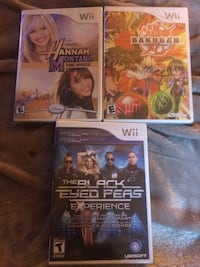 3 wii games new never opened Edmonton, T5W 2X2