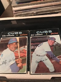 Baseball Cards (Cubs) New Rochelle, 10801