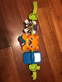 Baby toy (for car seat or stroller)