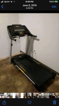 Gold,s Gym Treadmill  Hampton, 23666