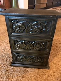 Small Wooden Chest of Drawers Tampa, 33619
