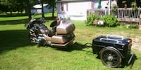 1988 Goldwing with trailer