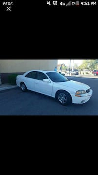 00' Lincoln LS