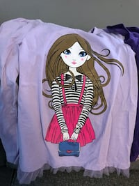 Cute girls clothes. 7/8 and 10 Raleigh, 27616