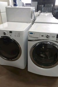 Washer dryers starting at each set  Easton, 06612
