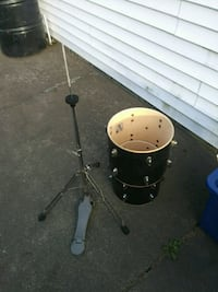 Coda Drums and Stands