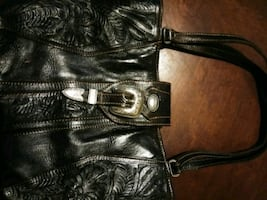 Hand made American West purse