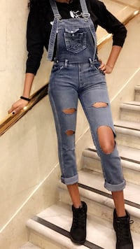 Overall jeans  Toronto, M5H 1A1