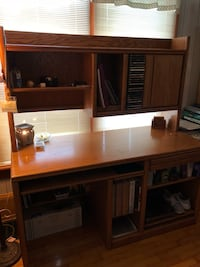Wood Desk Neenah, 54956