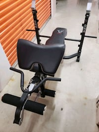 Body-Vision multi purpose weight bench