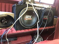 I have a set of 12 inch mtx subwoofers  Sophia, 27350