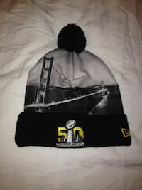 50th superbowl beanie new era Toronto