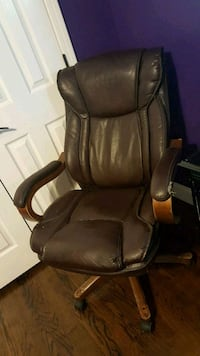 Leather office chair Charleston