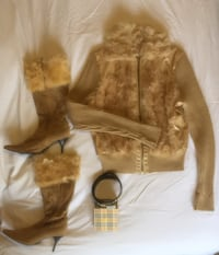 Gorgeous Jacket, Boots and Belt! Anchorage, 99577