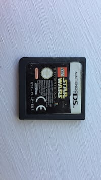 Nintendo DS Lego Star Wars spillpatron Original 2009 Bergen, 5039