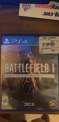 Pre-owned battlefield  1 disc Norco, 92860