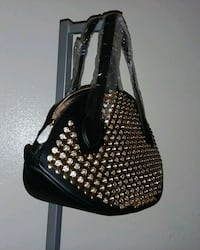 BLING STUDDED  OVAL BAG  Cincinnati, 45240