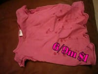 pink and white crew-neck t-shirts Boaz, 35957