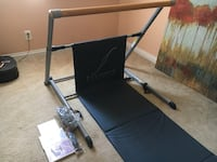 Black and gray exercise equipment Norcross, 30093