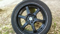 17in rim and tires Weirsdale, 32195