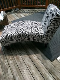 Fabric lounge chair Alexandria, 22315
