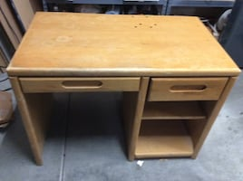 Table with drawers