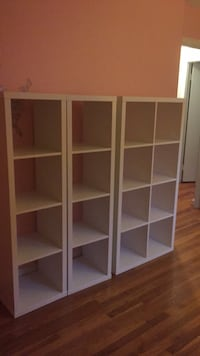 Ikea Kallax Shelving Units Rockville, 20851