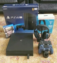 Ps4 pro brand new 1tb