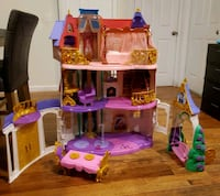 Disney Sofia the First Enchancian Castle Fitchburg, 01420