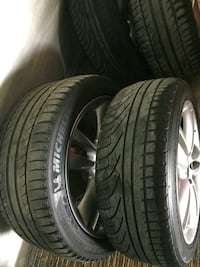 CLK Mercedes rims and tires  Cook County
