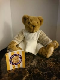 brown bear plush toy in box Pittsburgh, 15205