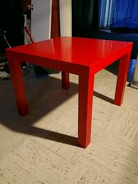 square red wooden coffee table Idaho Falls, 83404