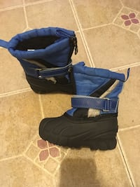 Size 6  toddler boots New York, 10462