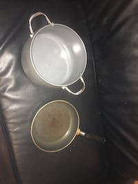 One pot one pan pick up only free 355 mi