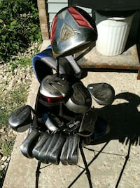 golf club set and golf bag Waterford, 53185