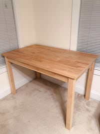 IKEA table and chairs  费尔法克斯, 22030