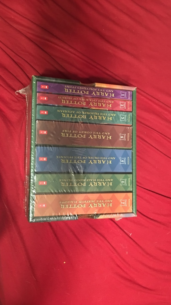 Harry Potter The complete series