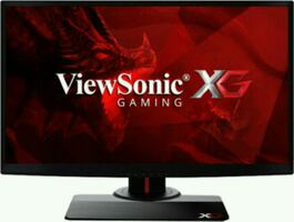 Viewsonic gaming monitör 240 hz